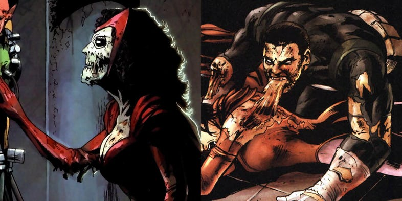 The-Punisher-Turns-Scarlet-Witch-Into-A-Zombie