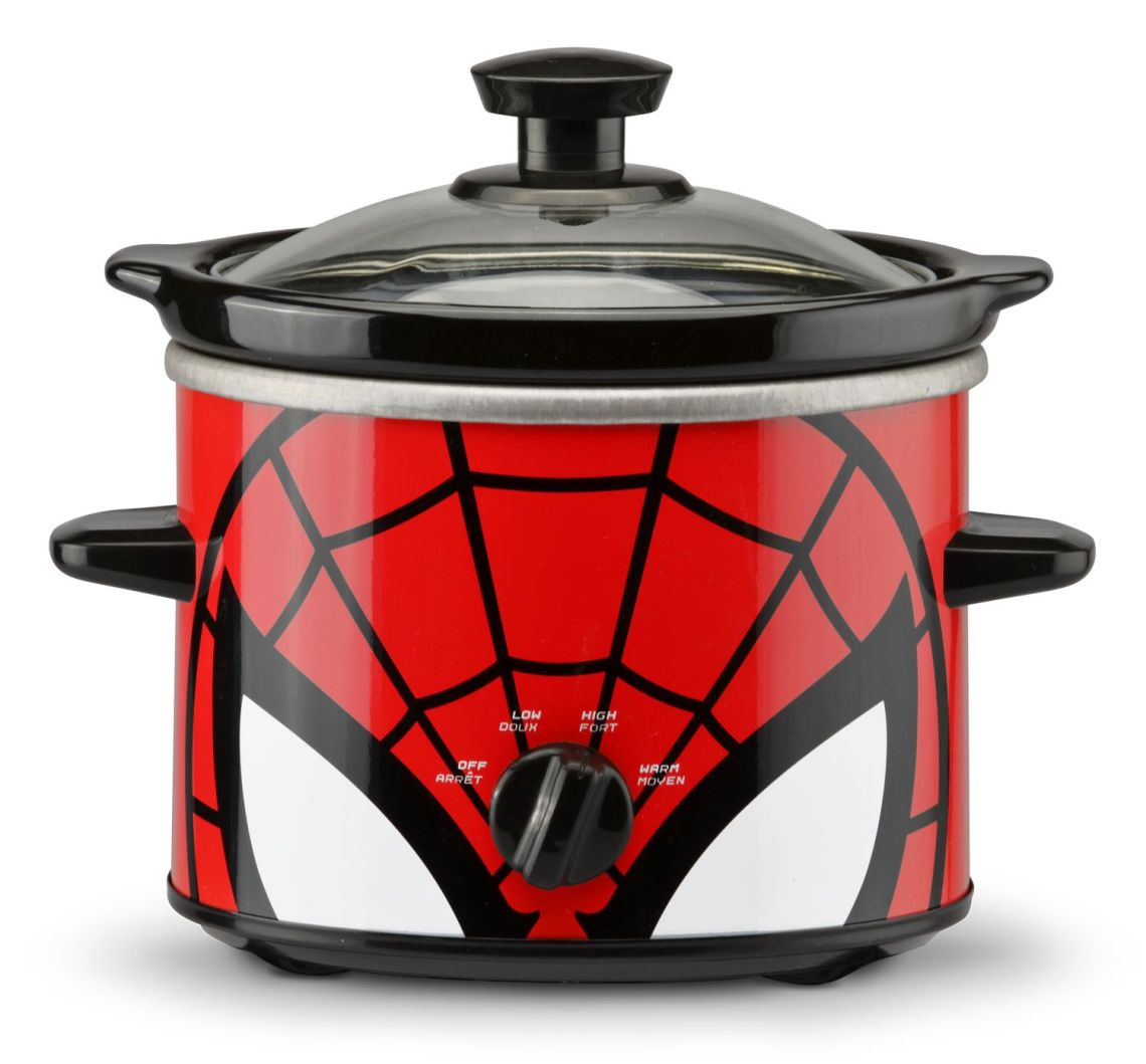 spider man crockpot